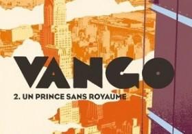 Vango, 02: Un prince sans royaume