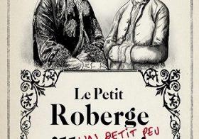 Le petit Roberge, un petit peu, illustré